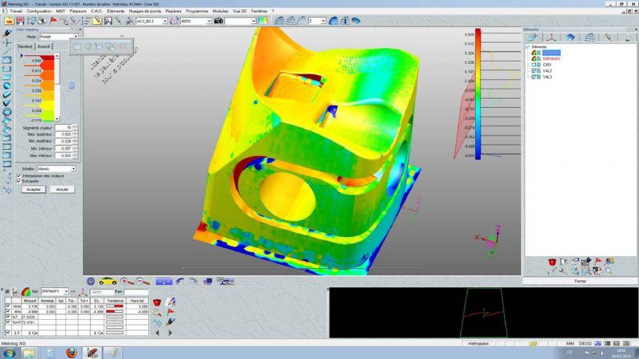 三维扫描仪实现从竣工到智能CAD建筑数字化古建筑...