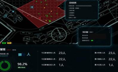 中国移动5G智慧工地平台协助政府开展监督,落实项...