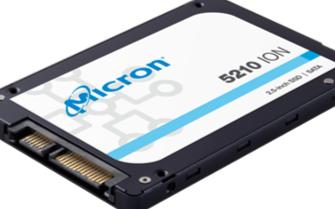 美光5210 ION企业级SATA固态硬盘推出,随机读取速度快175倍