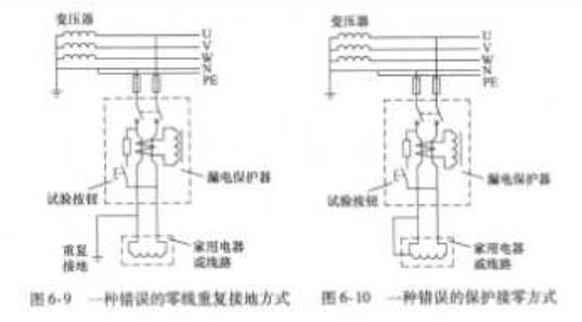 如何安装漏电保护器