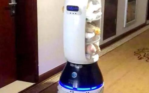 智能机器人展现抗疫硬实力,服务机器人的拐点已到