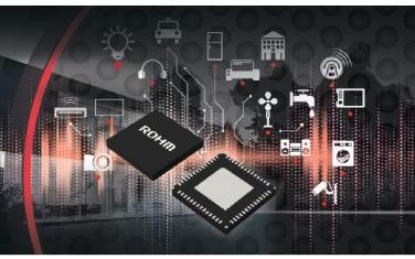 羅姆全新BD71847AMWV針對相應處理器進行優化定制