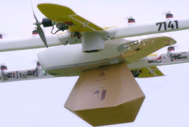Alphabet Wing无人机送货服务客户数量大幅增加 将增加新的供应商并扩大客户可订购产品