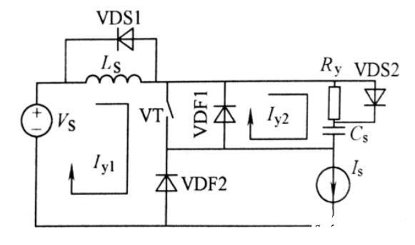 IGBT模塊緩沖電路的模型_igbt緩沖電路類型