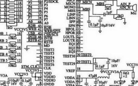 嵌入式語音識別電路模塊的設計分析
