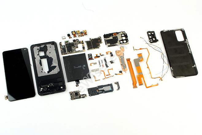 拆解分析 不算游戏手机的iQOO 3为何能成为KPL官方比赛用机