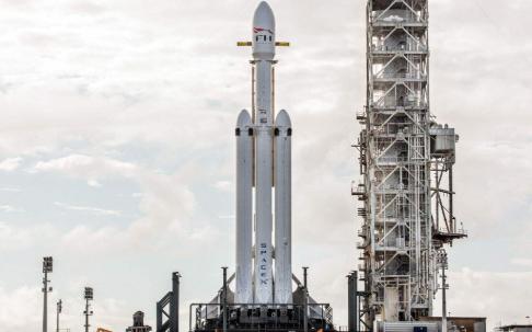 2023年SpaceX目标是每年发射火箭超70次