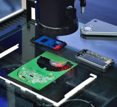 合肥微納MEMS紅外溫度傳感器芯片性能指標精度達到0.1℃ 日產量將提升至日產10萬顆以上