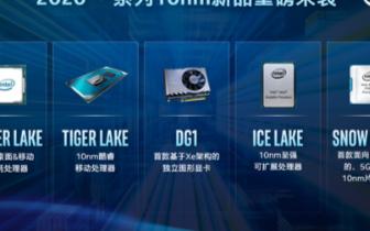 Intel 2020年推出多款10nm处理器,PCIe5.0和DDR5一次集齐