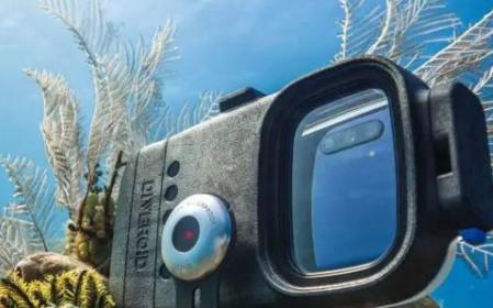 DIVEROID推出一款多功能輔助產品,讓水下相機成為現實