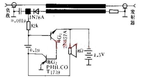 三種簡單的監聽器電路圖分享
