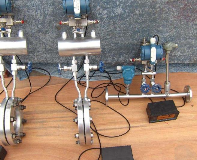 孔板流量计的操作使用