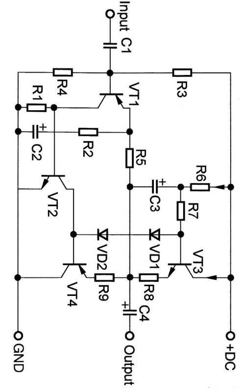 8管OTL耳放的電路圖