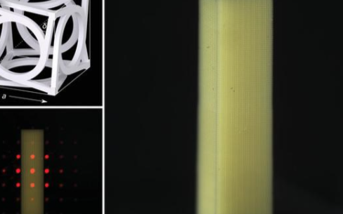 德國科學家研發激光分光3D打印系統,創造新世界紀錄