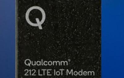 高通推出212處理器,號稱是最節能的NB2 IoT芯片組