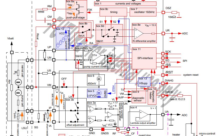 CJ125集成电路的数据手册免费下载