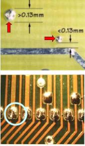 波峰焊后錫珠的形成原因及有哪些防止措施