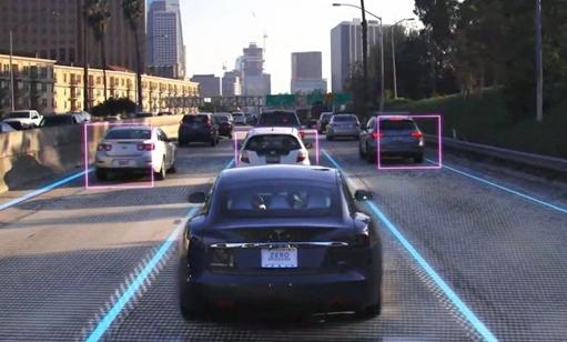 特斯拉没有放弃百万辆自动驾驶出租车计划