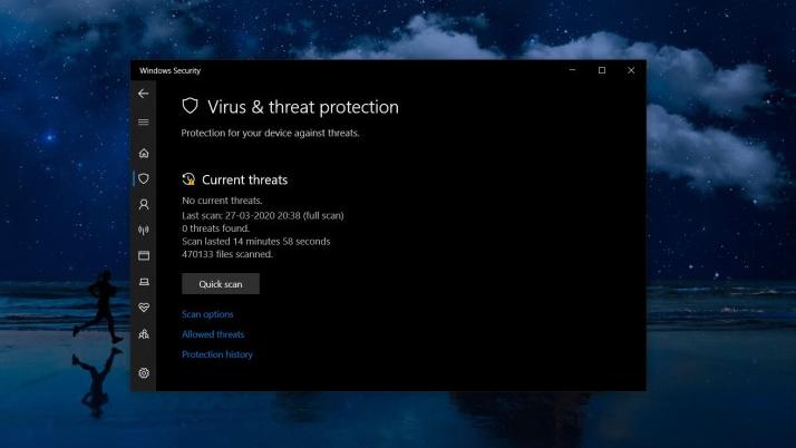 微软的Windows Defender改为Microsoft Defender