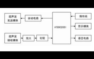 基于AT89C2051单片机实现超声波倒车雷达系...