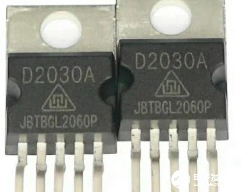 TDA2040构成的单声道OCL功放电路