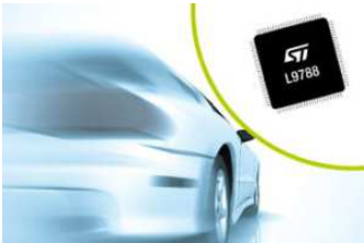 意法半导体两款产品瞄准蓬勃的中国新能源汽车市场