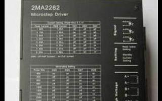 步進電機驅動器有什么參數_步進電機驅動器常見故障...
