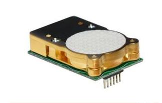 红外二氧化碳传感器COZIR-LP在空气净化功能...