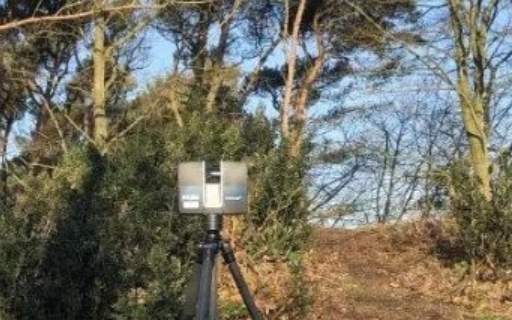 大空间测量测绘高精度3d扫描仪大空间扫描古建筑数...
