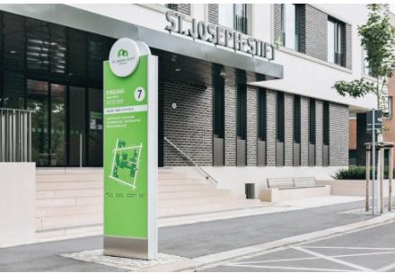德国德累斯顿市圣约瑟夫•史蒂夫特医院通过网络解决...
