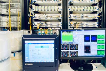 腾讯云推出自研光传输设备TPC-4平台,实现绿色节能的数据中心