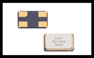 有源晶體振蕩器各類測試電路和輸出波形