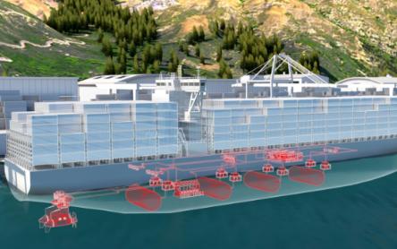 ABB計劃開發兆瓦級的氫動力系統