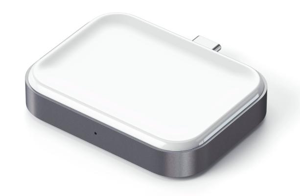 Satechi直連式AirPods無線充電擴展塢 沒有延長線