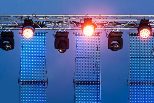 LED景观照明在各种场所是怎样布局的?