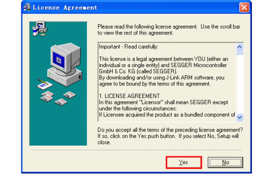 如何安裝J-Link驅動軟件教程詳細說明