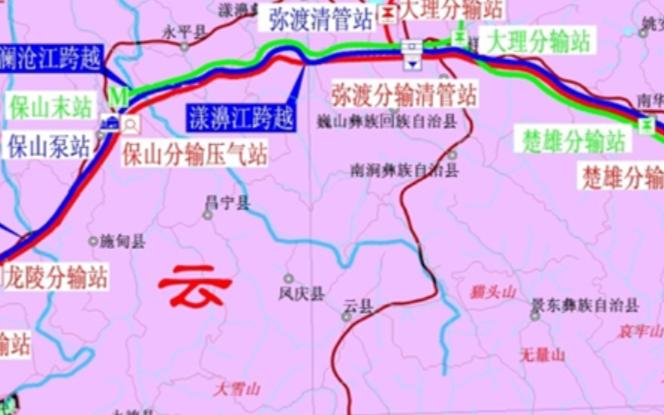 油气管线跨越桥三维数字化项目