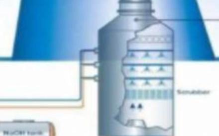 船舶轮船远洋货轮加装脱硫塔压载水处理装置改造改装...