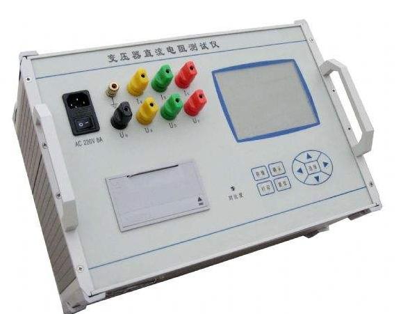 如何计算变压器直流电阻测试仪的电阻