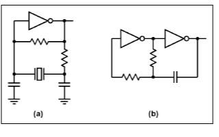 常用的振荡器类型有哪些,微控制器应用中如何选择