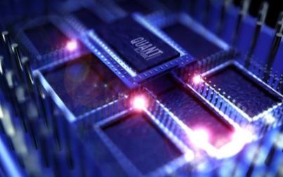最新开发的一种量子通信芯片,比当前的量子装置小1000倍