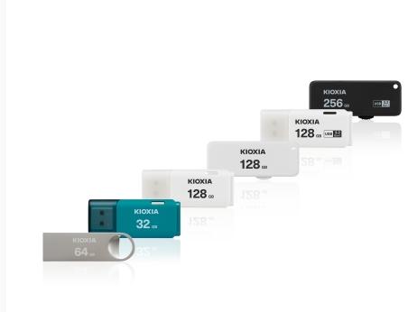 """""""鎧俠""""品牌的消費產品在推新 包括microSD/SD存儲卡、USB閃存盤"""