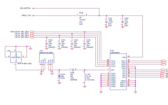 小米1S的主板图和电路图免费下载