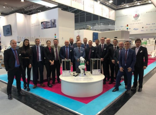 Nano Dimension与东欧AMTEST GROUP签订代理协议