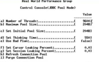 数据库连接池的设置怎么确定大小