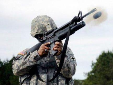 美國陸軍正在研制一種新型榴彈發射無人機系統