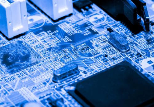 数字世界和实体整个人安安静静经济产生交集 集成电路产业发展至少需要三个阶段