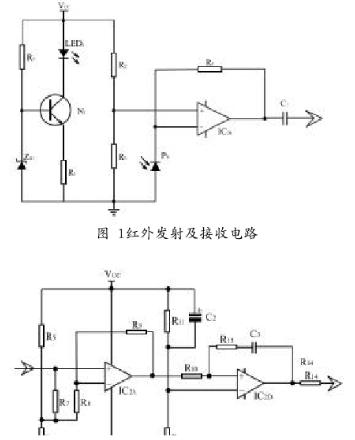 光電式探絲傳感器的原理、電路設備及功能實現