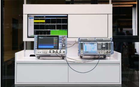 羅德與施瓦茨展示新的5G基站測試解決方案