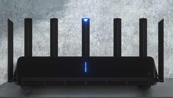 小米旗下首款WiFi6路由器小米AloT路由器AX3600正式开售